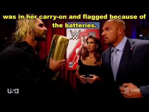 Wwe Diva Sex Toy Incident Leads To Raw Angle video