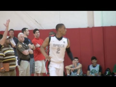 Trevon Bluiett Official Mixtape (ESPN #45 In 2014)