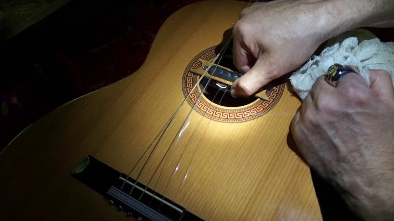 Гитара сделанная своими руками 136
