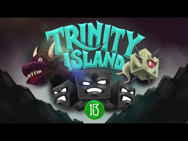 Minecraft: THEY'RE BOTH DEAD! - Trinity Island (Hardcore) - [13]