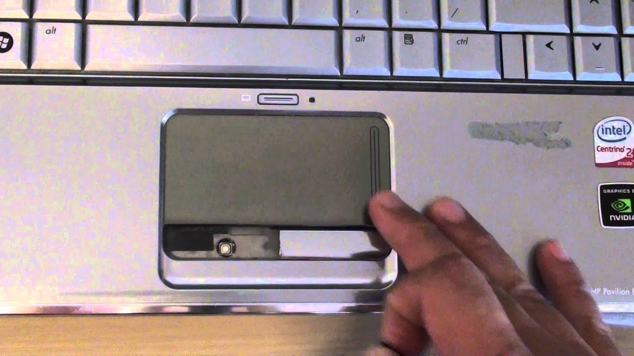 Как сделать чтобы на ноутбуке не работала мышь
