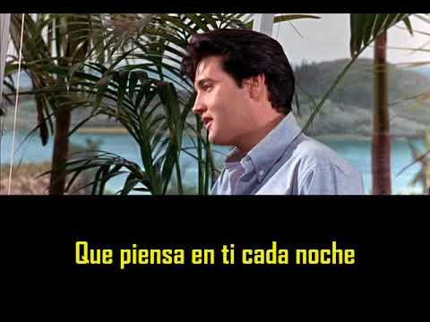 ELVIS PRESLEY - You don´t know me ( con subtitulos en español ) BEST SOUND