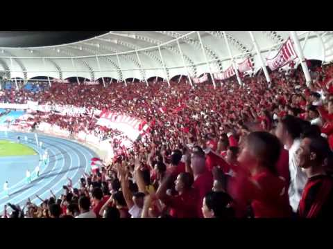 Gol + Hay que saltar | Barón Rojo Sur | América vs. Nacional Abril 3-2013