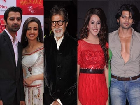 WINNERS of 11th Indian Telly Awards 2012 31st May