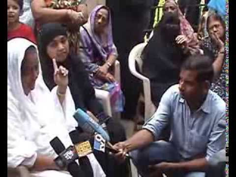 Shahzeb Is Innocent (press Conference) Producer Nadiadwala's Father-in-law's Death video