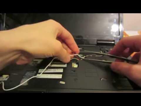 Acer emachines E525 disassemble take apart как разобрать ноутбук Acer emachines E525