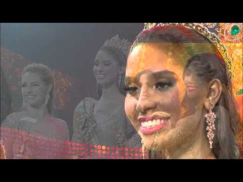 MEMORY OF ANEA GARCIA - MISS GRAND INTERNATIONAL 2015