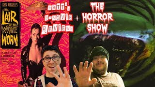 Matt's B-Movie + Horror Show Ent | LAIR OF THE WHITEWORM