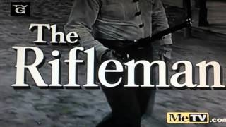 The Rifleman Tv Series Opening Intro.