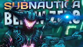 Building A GIANT ALIEN ROBOT | Subnautica Below Zero - Part 16