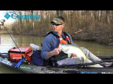 Kayak Fishing Mississippi at the Palmer Home For Children