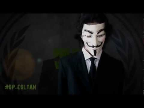 Anonymous #Operation Coltan/Congo