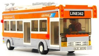 Sluban city М38-В0332 trolleybus