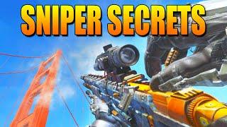 Advanced Warfare Trickshotting & Quickscoping Sniper Secrets - Tutorial w/ 9Lives