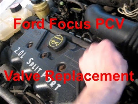 How to Replace Ford Focus PCV Valve