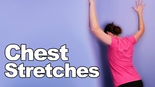 Chest Stretches for Tight or Sore Muscles - Ask Doctor Jo