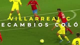 No te pierdas este domingo el partido de #CanteraGrogueta Villarreal C - Recambios Colón