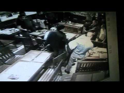 """Беспредел в баре """"ШТИРЛИЦ"""" на м. Маяковская"""