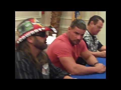 Experience #3: K&S WrestleFest Autograph Signing