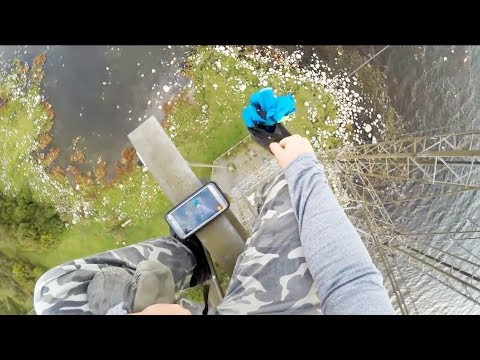 NEAR DEATH CAPTURED by GoPro and camera pt.43 [FailForceOne]