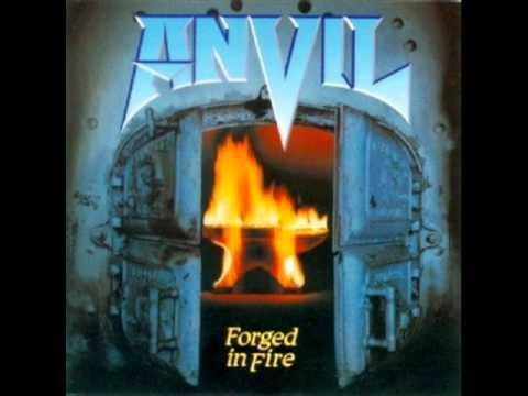 Anvil - Winged Assassins
