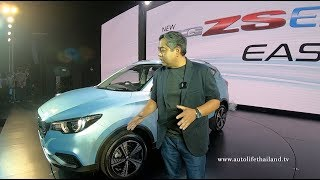รีวิว MG ZS EV สเป็กเมืองไทย พร้อมเคลียร์ปัญหาคาใจเกี่ยวกับรถไฟฟ้า by: autolifethailand.tv