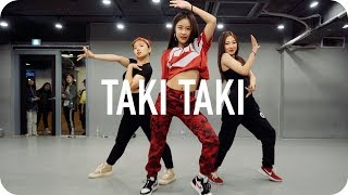 Taki Taki Dj Snake Ft Selena Gomez Ozuna Cardi B Minyoung Park Choreography