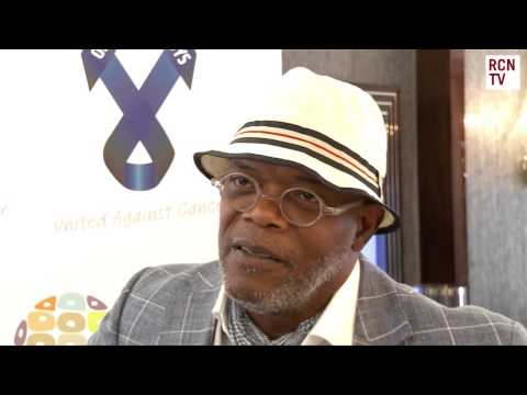 Samuel L. Jackson Interview - Mace Windu & Star Wars Episode VII