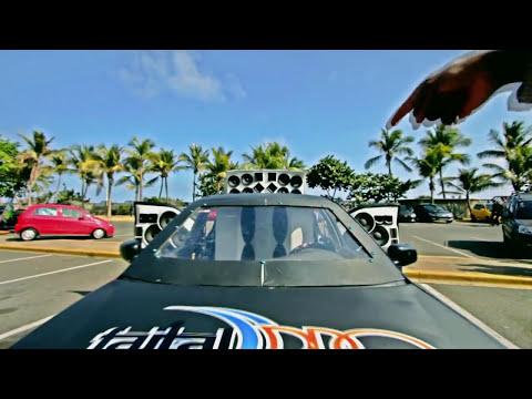 TOXIC CROW FT CROMO X - COMO SUENA EL BAJO - OFICIAL VIDEO FULL HD BY JC RESTITUYO .