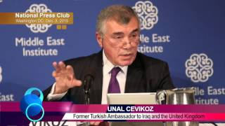 "Amb. Unal Cevikoz on ""Turkish foreign policy in the Middle East"""
