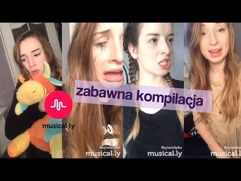 Zabawna Kompilacja - Musical.ly | Sylwia Lipka
