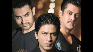 Salman Khan v\s Shahrukh Khan v\s Aamir Khan- who is the best? who is India's biggest superstar?