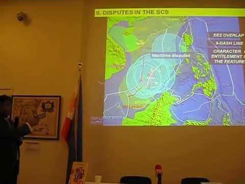 Philippine - China Maritime Dispute