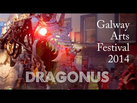 Dragonus • Galway Arts Festival / 2014 (filmed on BMCC + Sigma 18-35mm)