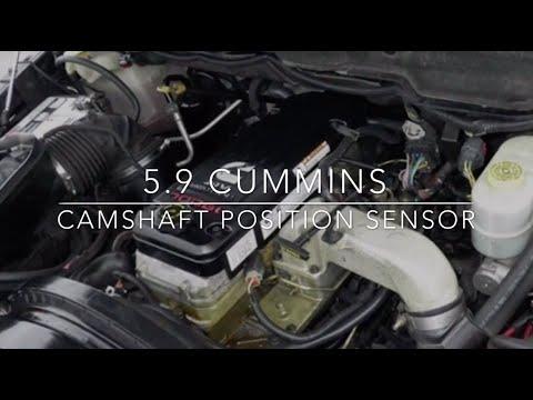 5.9 Cummins Camshaft Position Sensor