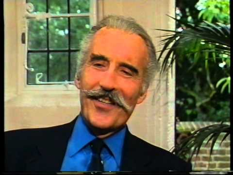An Invitation to Remember: Christopher Lee (1989)