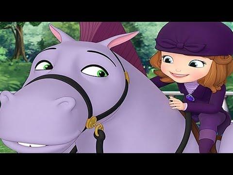 SOFIA THE FIRST   Princess Sofia Minimus The Great   New English Episode   Disney Princess Game