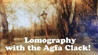 Lomography with the Agfa Clack
