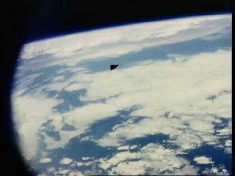 OVNIS reales captados por la NASA. Fotografias secretas.