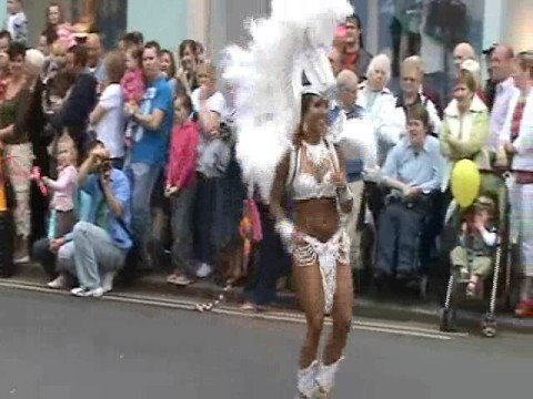 This Is PART 2, Of The Lord Mayor&#039;s Parade In Lisburn County Antrim Northern Ireland, On 10th May 2008, As The Parade Makes Its Way Through The City Centre. ...