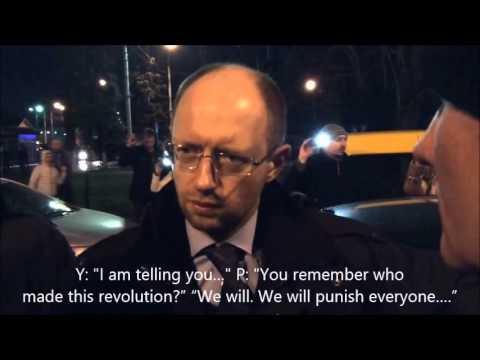 Tymoshenko. First conversation after release.