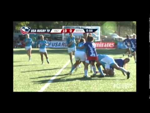 2014 Club 7s - Youngbloodz Rugby vs. Mana Wahine