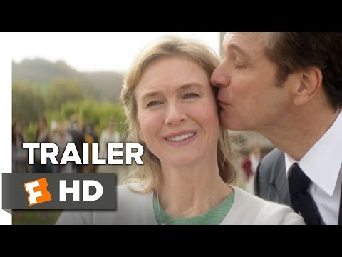 Bridget Jones's Baby Official Trailer 2 (2016) - Renée Zellweger Movie