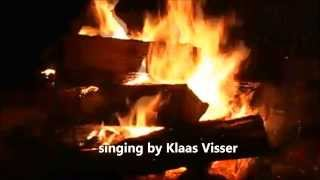 Put another log on the fire ,  Waylon Jennings...   cover  Klaas Visser  2013
