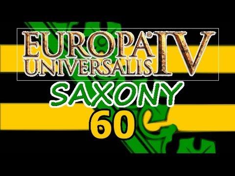 Europa Universalis 4 Iv Saxony  Ironman Hard 60 video