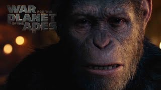 War for the Planet of the Apes | Face Of Caesar | 20th Century FOX