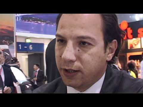 Cumhur Ozen, General Manager, Mardan Palace @ ITB Berlin 2011