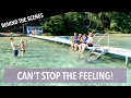 Can't Stop the Feeling!: behind the scenes -