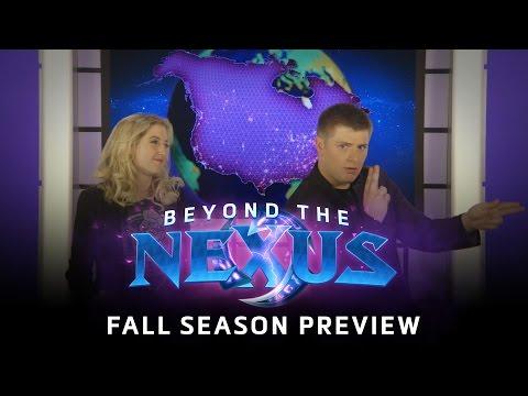 Beyond The Nexus Ep 3 – Fall Season Preview