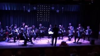 Deutsche Weihnachtslieder - Akkordeon Orchester FORTE